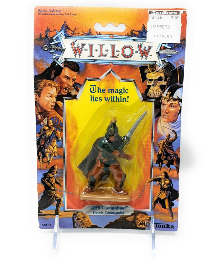 Willow (1988) Tonka Airk Thaughbaer Heroic Commander Action Figure | Forward Generation