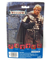 Willow (1988) Tonka Airk Thaughbaer Heroic Commander Action Figure - NIP