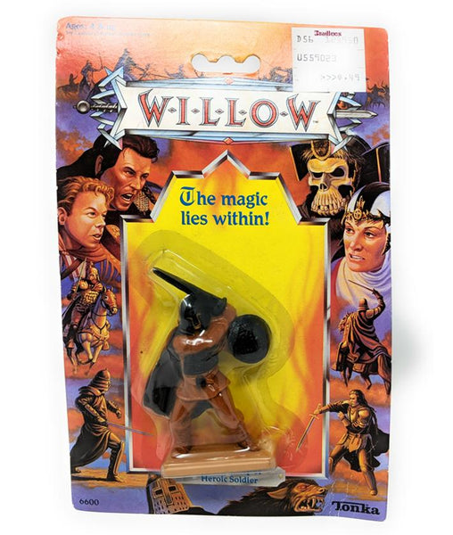 Willow (1988) Tonka Rebel Trooper Heroic Soldier Action Figure | Forward Generation