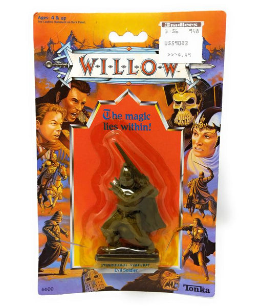 Willow (1988) Tonka Nockmaar Warrior Evil Soldier Action Figure | Forward Generation