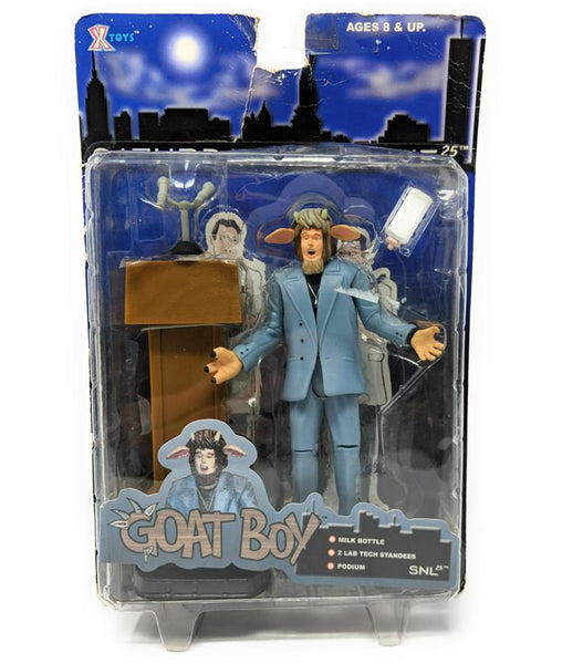 SNL (2000) 25th Anniversary Goat Boy / Jim Breuer, Series 1 Action Figure | Forward Generation