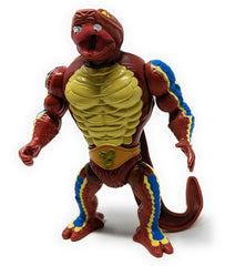 MOTU (1985) Mattel, Rattlor Action Figure | Forward Generation