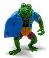 Teenage Mutant Ninja Turtles (1989) Genghis Frog Action Figure | Forward Generation