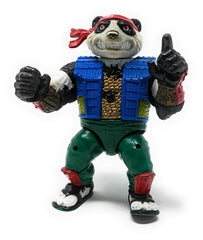 Teenage Mutant Ninja Turtles (1990) Panda Khan Action Figure | Forward Generation