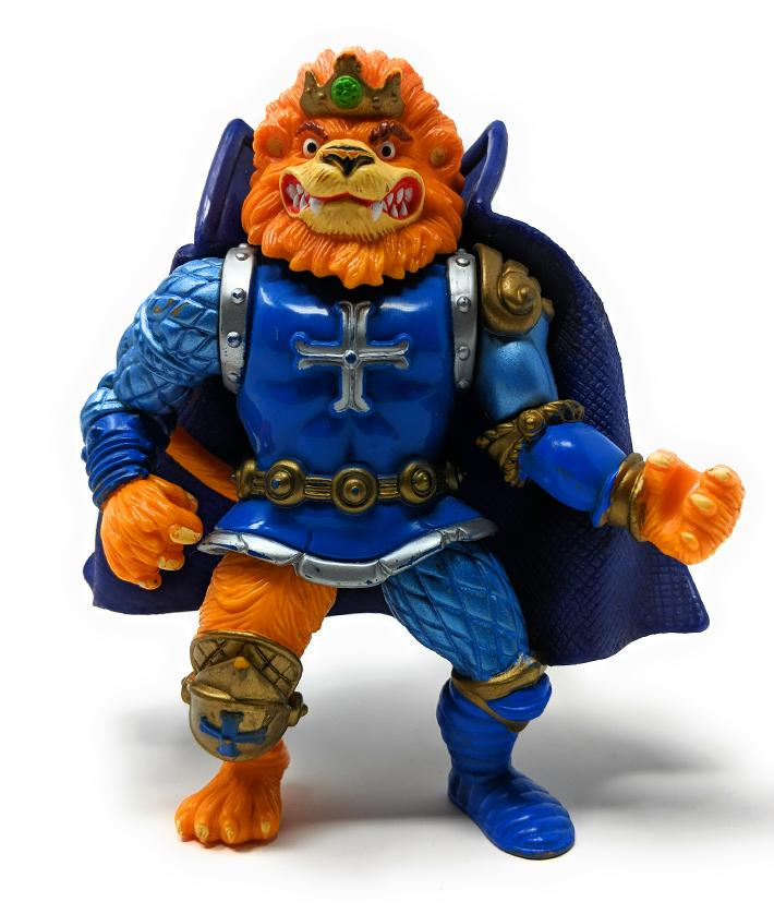 Teenage Mutant Ninja Turtles (1992) King Lionheart Action Figure | Forward Generation