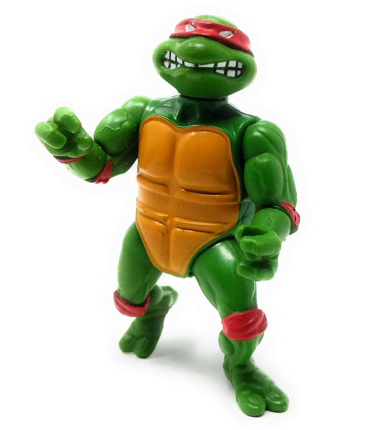 Teenage Mutant Ninja Turtles (1988) Playmates, Raphael Action Figure | Forward Generation