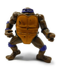 Teenage Mutant Ninja Turtles (1992) Playmates, Head Droppin Don Action Figure - Figure Only