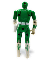 Power Rangers (1994) Bandai, Auto Morphin Green Ranger Tommy Action Figure - Figure Only
