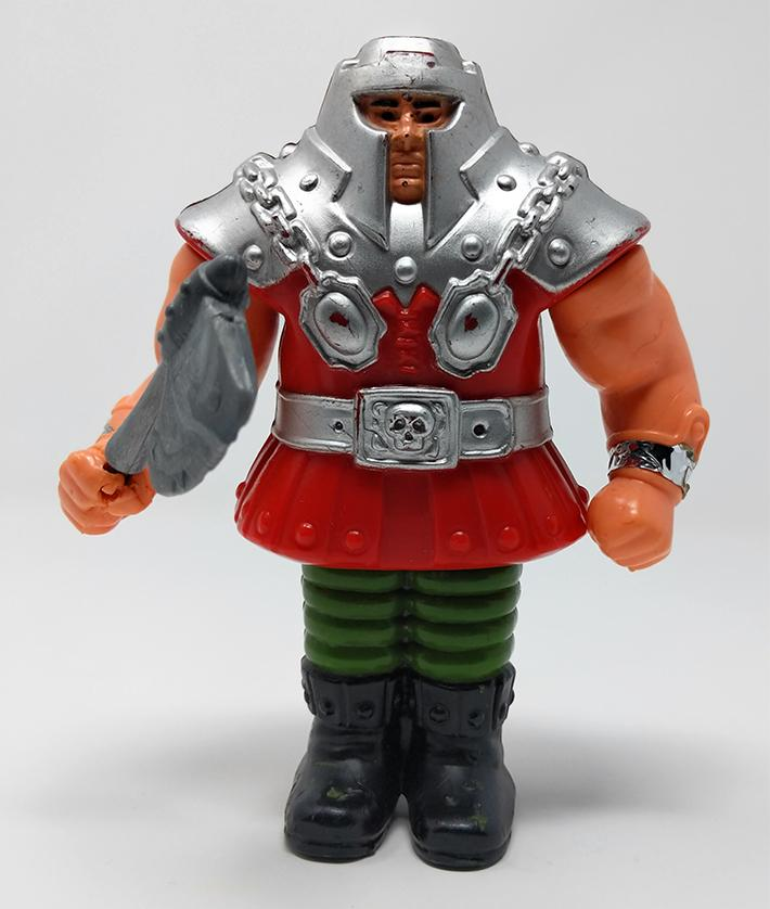 MOTU (1982) Mattel, Ram-Man Action Figure | Forward Generation