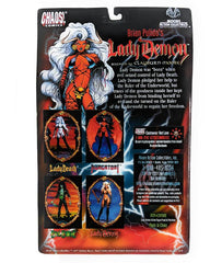 Lady Demon (1997) Moore Collectibles Glow in the Dark Action Figure
