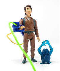 Real Ghostbusters (1986) Kenner, Peter Venkman Action Figure | Forward Generation