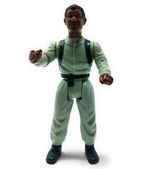 Real Ghostbusters (1986 / Wave 1) Kenner, Winston Zeddemore Action Figure - Complete