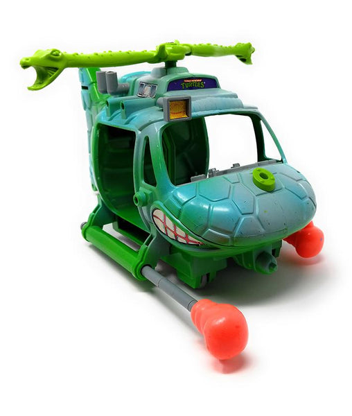 Teenage Mutant Ninja Turtles (1990) Playmates, Turtle Copter | Forward Generation