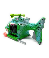 Teenage Mutant Ninja Turtles (1990) Playmates, Turtle Copter - Near Complete