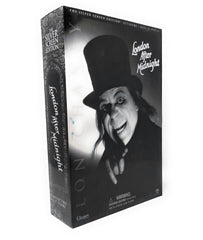 Lon Chaney (2002) Sideshow Collectibles, London After Midnight Silver Screen Edition 12