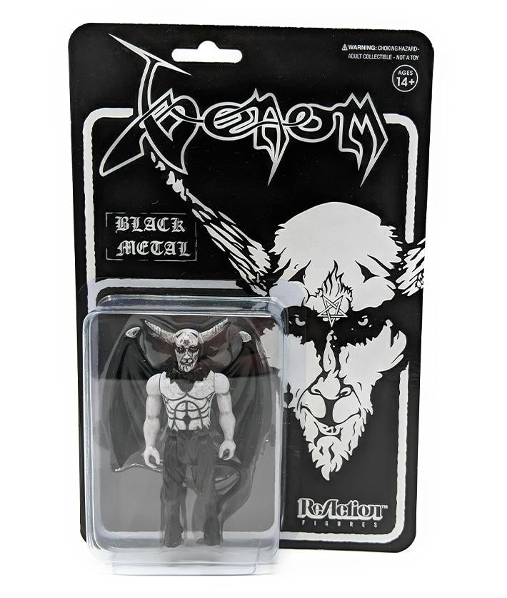 Venom Black Metal (2020) Super7 Action Figure