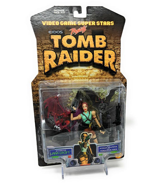 Tomb Raider (1997) Toy Biz Lara Croft Action Figure | Forward Generation