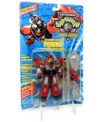 Superhuman Samurai (1994) Playmates Phormo Action Figure | Forward Generation