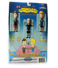 Beavis and Butthead (1998) Radioactive Cornholio Previews Exclusive Action Figure - NIP / Complete