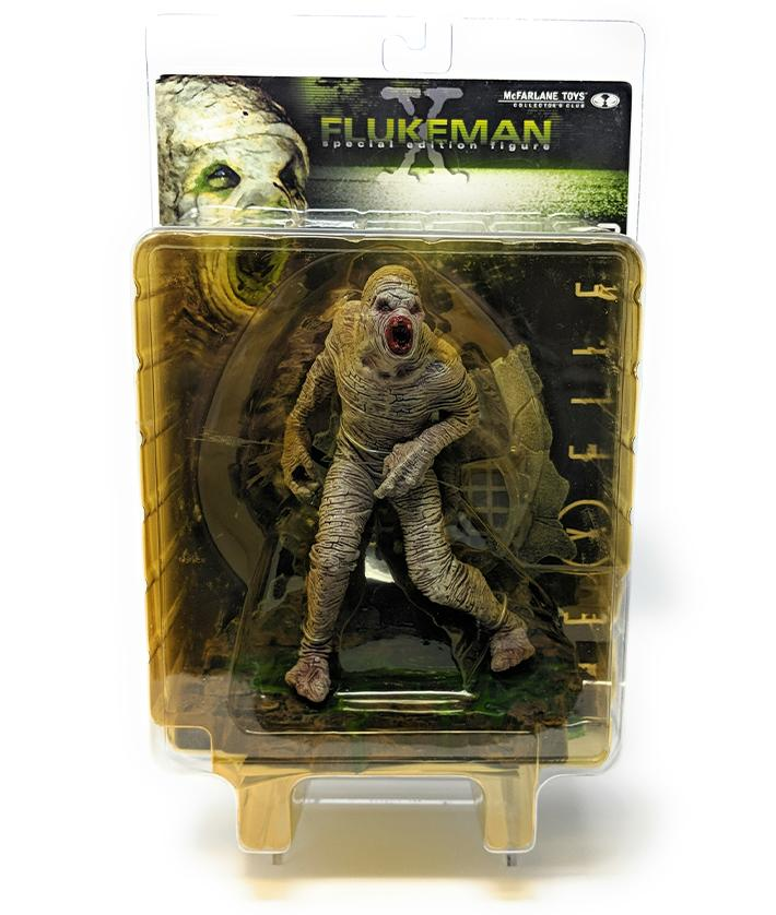X-Files (2000) McFarlane Flukeman Special Edition Scale Figure | Forward Generation