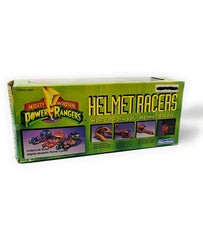 Power Rangers (1994) Marchon, Helmet Racers 3 Pack Billy Jason Zack - NIB
