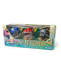 Power Rangers (1994) Marchon, Helmet Racers 3 Pack Billy Jason Zack - NIB | Forward Generation