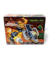 Small Soldiers (1998) Kenner, Power Drill Cycle Vehicle - MISB | Forward Generation