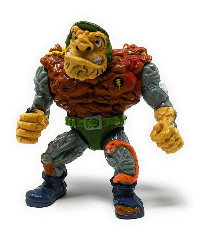 Teenage Mutant Ninja Turtles (1989) General Traag Action Figure | Forward Generation
