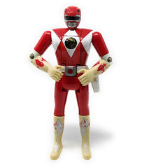 Power Rangers (1993) Bandai, Auto Morphin Red Ranger Jason Action Figure - Figure Only