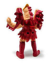 Power Rangers (1994) Bandai, Evil Space Aliens Chicken Pete Action Figure - Figure Only