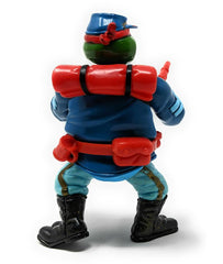 Teenage Mutant Ninja Turtles (1992) Playmates, Yankee Doodle Raphael Action Figure - Near Complete