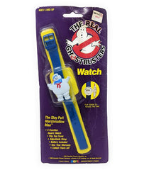 Real Ghostbusters (1989) Stay Puft Marshmallow Man Watch