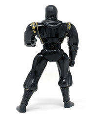 Power Rangers (2000) Bandai, Power Playback Black Ninja Ranger Action Figure - Figure Only