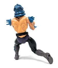 Ninja Turtles (1988) Playmates, Shredder Action Figure - Near Complete