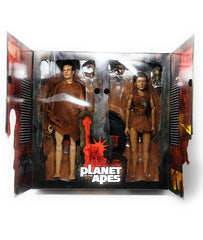 Planet of the Apes (2005) Sideshow Collectibles, Slave Taylor & Nova 12