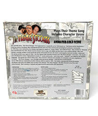The Three Stooges (2002) Gemmy, Animated Golf Scene - MISB