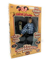 The Three Stooges Limited Edition Bendable Larry Action Figure | Forward Generation