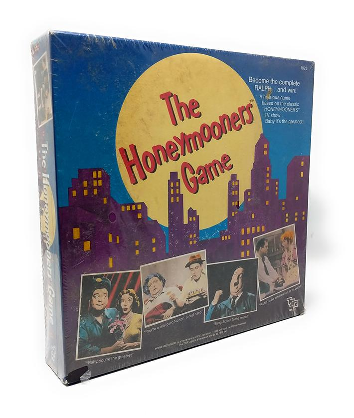 The Honeymooners Board Game - Sealed | Forward Generation
