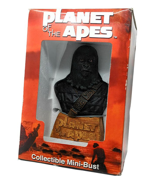 Planet of the Apes SOTA Gorilla Soldier Mini Bust Statue | Forward Generation