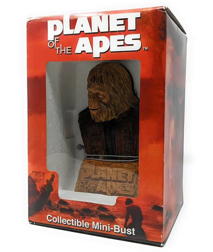 Planet of the Apes SOTA Dr Zaius Mini Bust Statue | Forward Generation