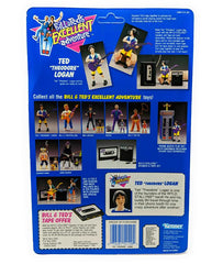 Bill & Ted's Excellent Adventure (1991) Kenner, Ted Logan Action Figure - MOC Unpunched
