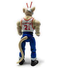 Biker Mice from Mars (1993) Galoob, Sports Bros Slam Dunk Vinnie Action Figure - Figure Only