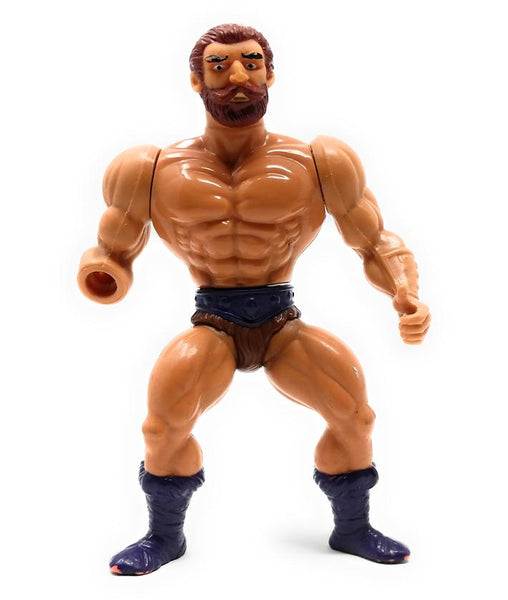 MOTU (1983) Fisto Soft Head Action Figure | Forward Generation