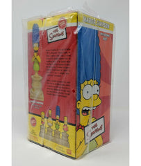 The Simpsons (2003) Sideshow Collectibles, Marge Simpson Polystone Bust Limited Edition Mini Statue