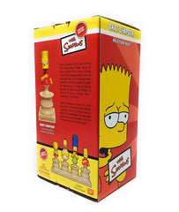 The Simpsons (2003) Sideshow Collectibles, Bart Simpson Polystone Bust Limited Edition Mini Statue