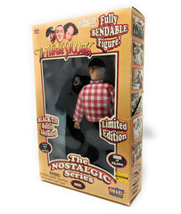 The Three Stooges (1997) Fun 4 All, Limited Edition Bendable Moe Action Figure | Forward Generation