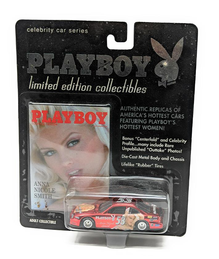 Playboy (1999) Limited Edition 1:64 Replica Car, Celebrity Car Series Anna Nicole Smith