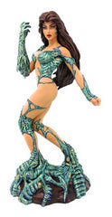 Witchblade Statue Japan Version Autographed by Clayburn Moore | #10 of 1500