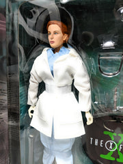 12 Inch X-files Dana Scully Autopsy Action Figure by Sideshow