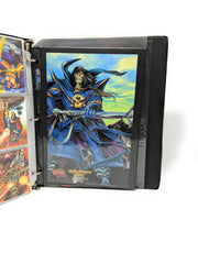 Skeleton Warriors Full Card Set in Binder by Fleer Ultra, 1995